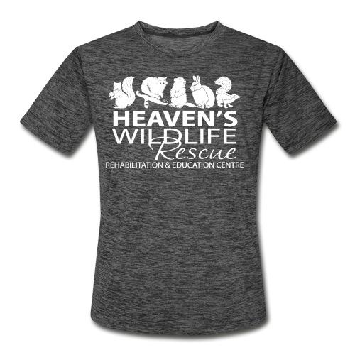 HWR White - Men's Moisture Wicking Performance T-Shirt