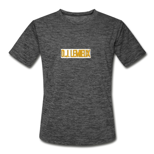 dilemieux - Men's Moisture Wicking Performance T-Shirt