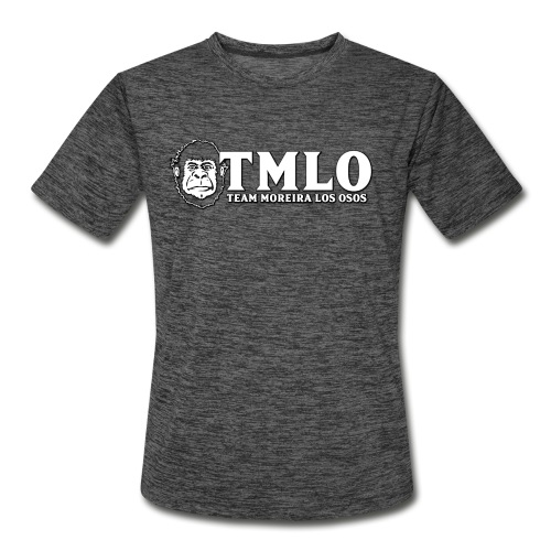 TMLO Gorilla - Front Only - Men's Moisture Wicking Performance T-Shirt