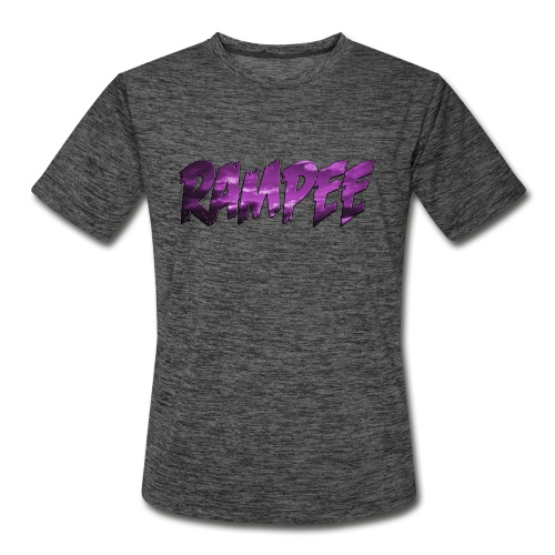 Purple Cloud Rampee - Men's Moisture Wicking Performance T-Shirt