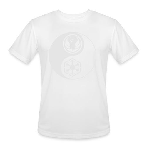 Star Wars SWTOR Yin Yang 1-Color Light - Men's Moisture Wicking Performance T-Shirt