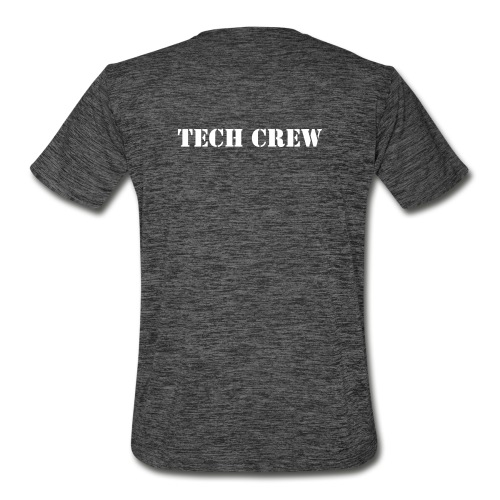 Tech Crew - Men's Moisture Wicking Performance T-Shirt