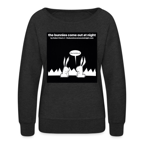 tbcoan Where the bitches at? - Women's Crewneck Sweatshirt