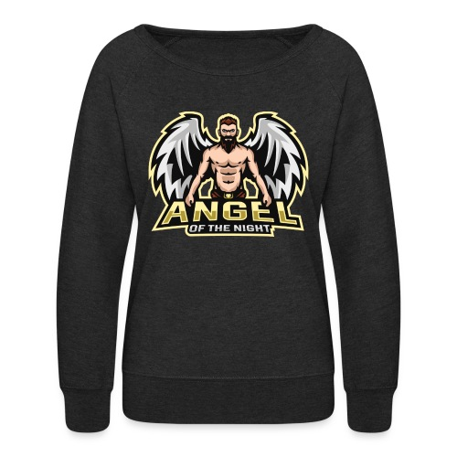 AngeloftheNight091 T-Shirt - Women's Crewneck Sweatshirt