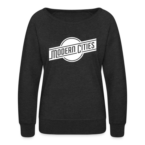 Modern Cities - Women's Crewneck Sweatshirt