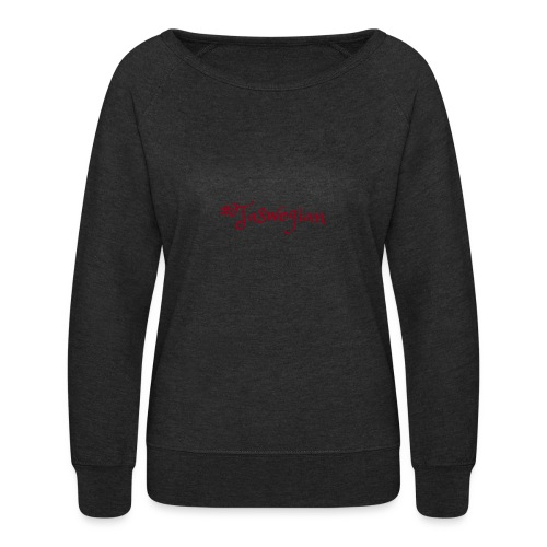 Taswegian Red - Women's Crewneck Sweatshirt