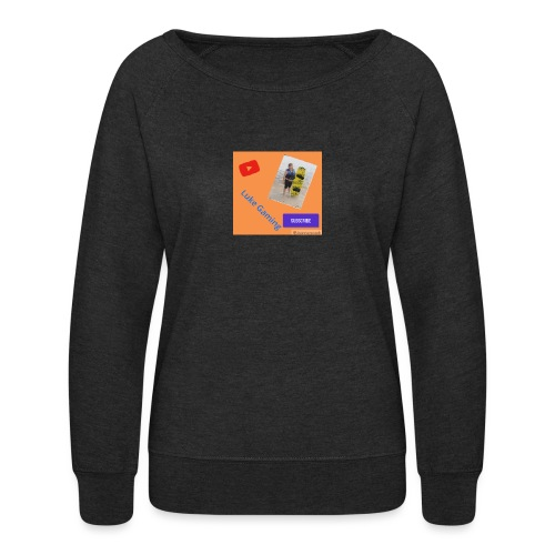 Luke Gaming T-Shirt - Women's Crewneck Sweatshirt