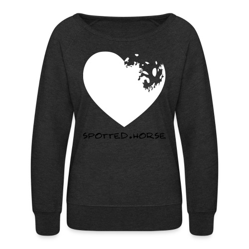 Appaloosa Heart - Women's Crewneck Sweatshirt