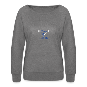 1TeamHealth - Women's Crewneck Sweatshirt