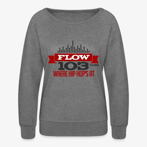 FLOW 103 - Women's Crewneck Sweatshirt