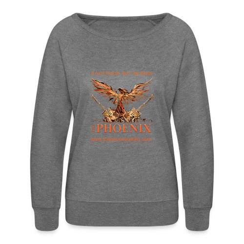The Phoenix Radio - Women's Crewneck Sweatshirt