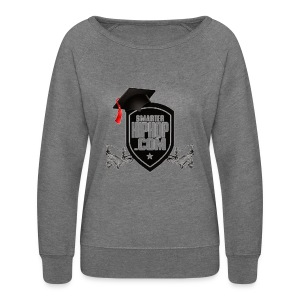 Official Smarterhiphop Merch - Women's Crewneck Sweatshirt