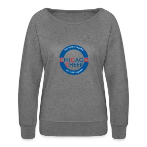 CHICAGO CHEER.com - Women's Crewneck Sweatshirt