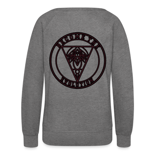 Circle Logo - Women's Crewneck Sweatshirt