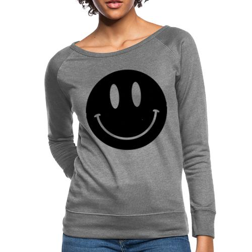 Smiley - Women's Crewneck Sweatshirt