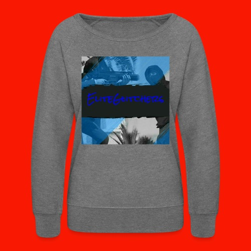 EliteGlitchersRevamp - Women's Crewneck Sweatshirt