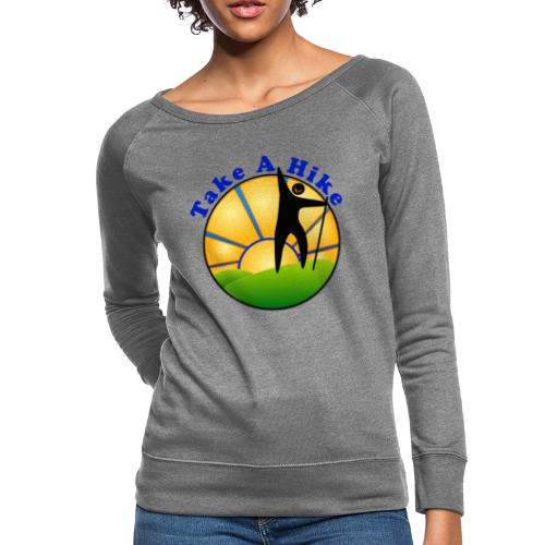 Take A Hike - Women's Crewneck Sweatshirt