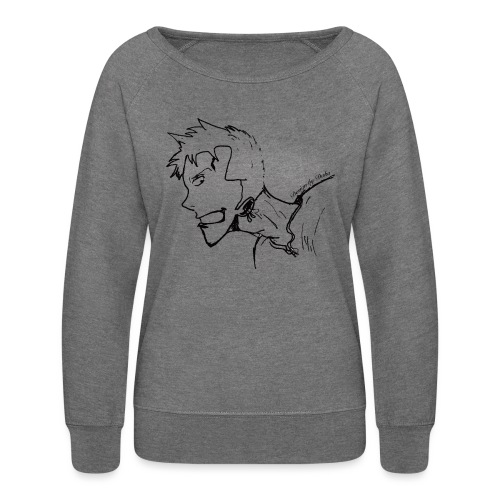 Design by Daka - Women's Crewneck Sweatshirt