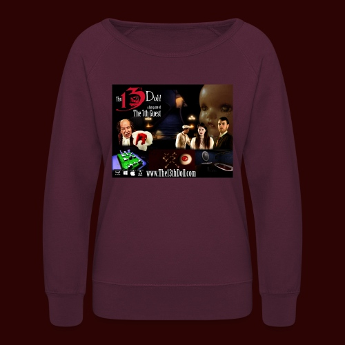 The 13th Doll Cast and Puzzles - Women's Crewneck Sweatshirt