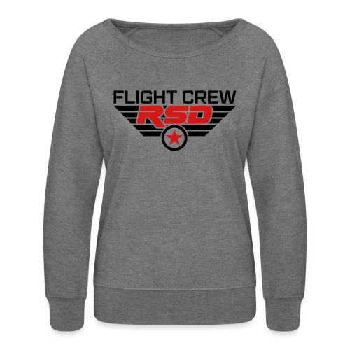 RSD Flight Crew - Women's Crewneck Sweatshirt