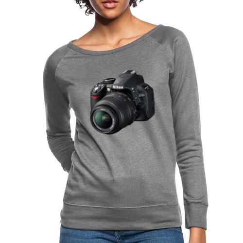 photographer - Women's Crewneck Sweatshirt