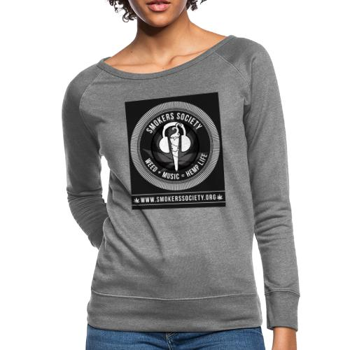Smokers Society - Women's Crewneck Sweatshirt