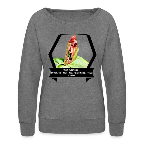 The OG organic - Women's Crewneck Sweatshirt