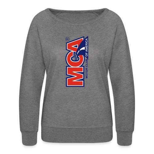 MCA Logo Iphone png - Women's Crewneck Sweatshirt