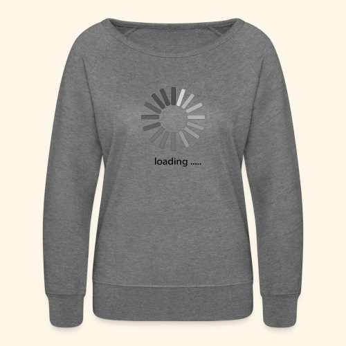 poster 1 loading - Women's Crewneck Sweatshirt