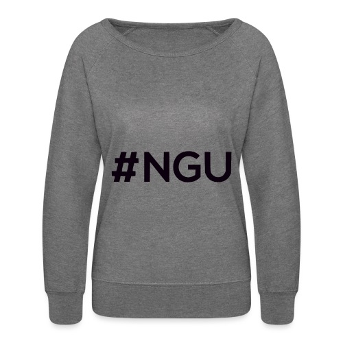 logo 11 final - Women's Crewneck Sweatshirt