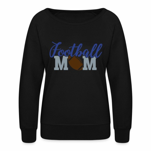 Football Mom titan - Women's Crewneck Sweatshirt