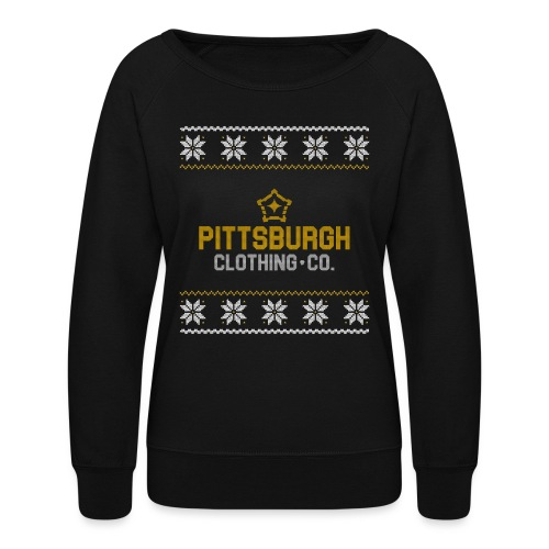 pghcco wordmark sweater - Women's Crewneck Sweatshirt