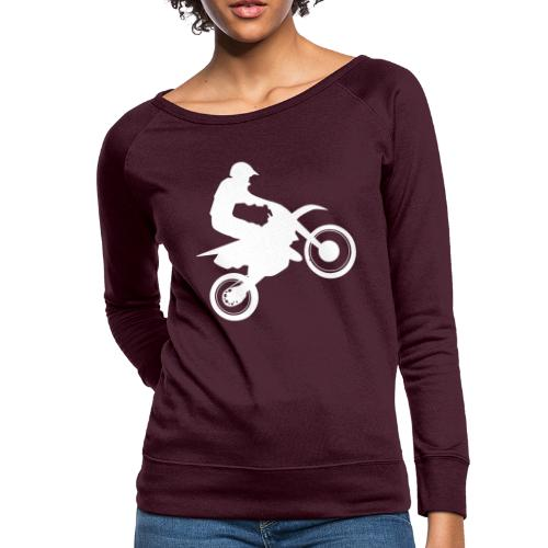 Motocross - Women's Crewneck Sweatshirt