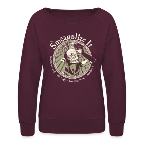 Smeagolize It! - Women's Crewneck Sweatshirt