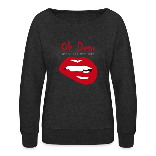 Oh Dear - Women's Crewneck Sweatshirt