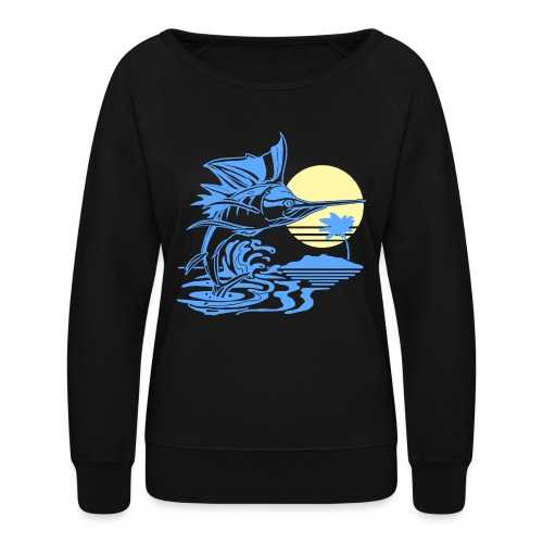 Sailfish - Women's Crewneck Sweatshirt