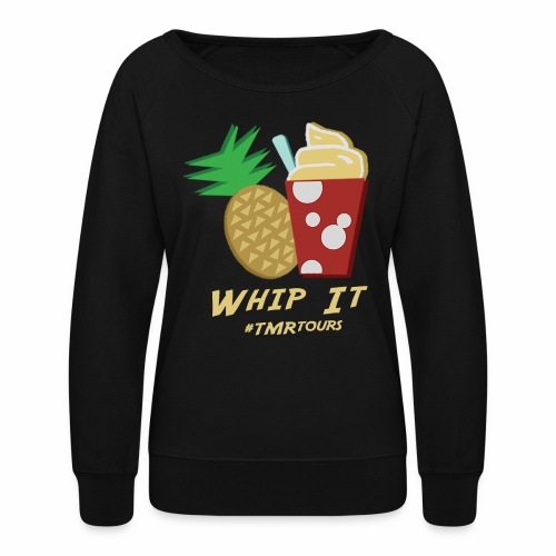 Whip It, Adventure - Women's Crewneck Sweatshirt