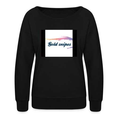 Kids Gold snipes Tshirt - Women's Crewneck Sweatshirt