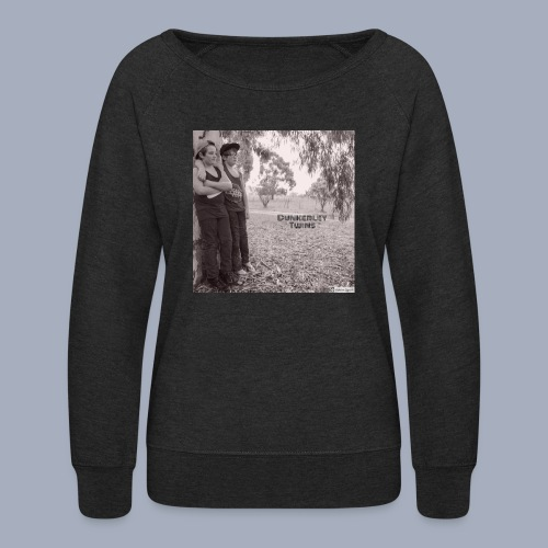 dunkerley twins - Women's Crewneck Sweatshirt