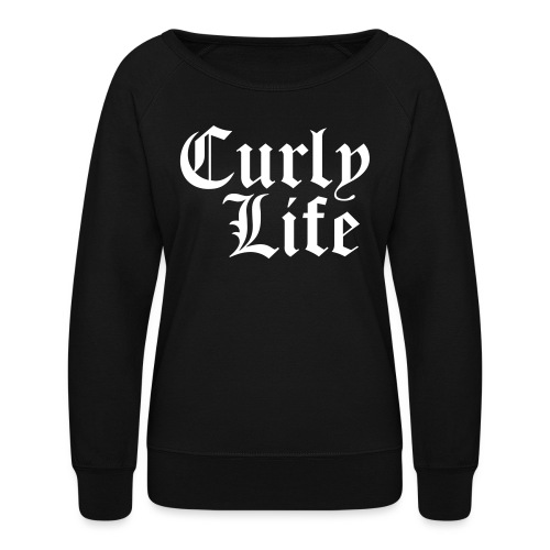 curlylife - Women's Crewneck Sweatshirt