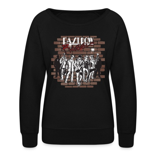 East Row Rabble - Women's Crewneck Sweatshirt