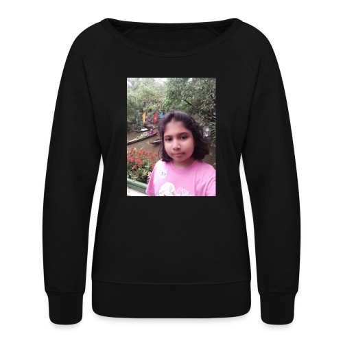 Tanisha - Women's Crewneck Sweatshirt