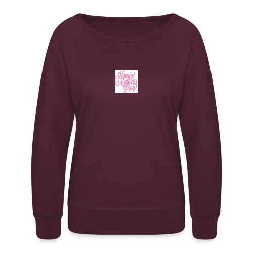 mothers day - Women's Crewneck Sweatshirt
