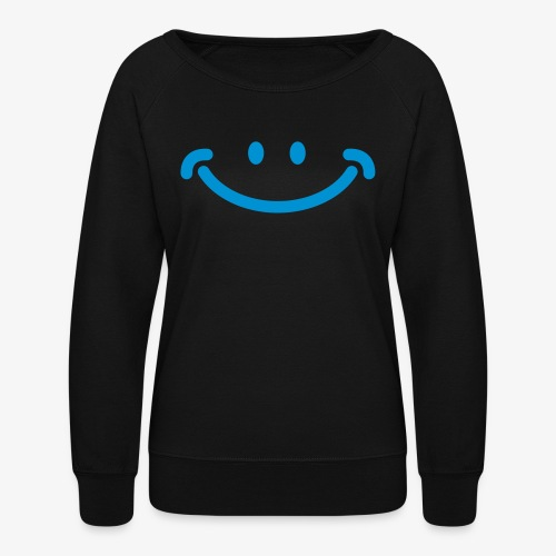 Happy Mug - Women's Crewneck Sweatshirt