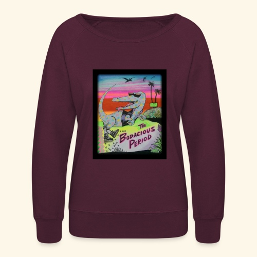 That's our Dino - Women's Crewneck Sweatshirt