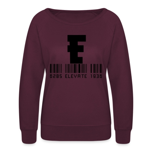 Elevate design - Women's Crewneck Sweatshirt