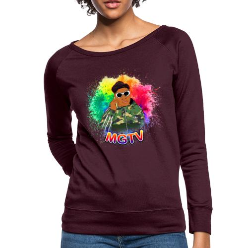 NEW MGTV Clout Shirts - Women's Crewneck Sweatshirt