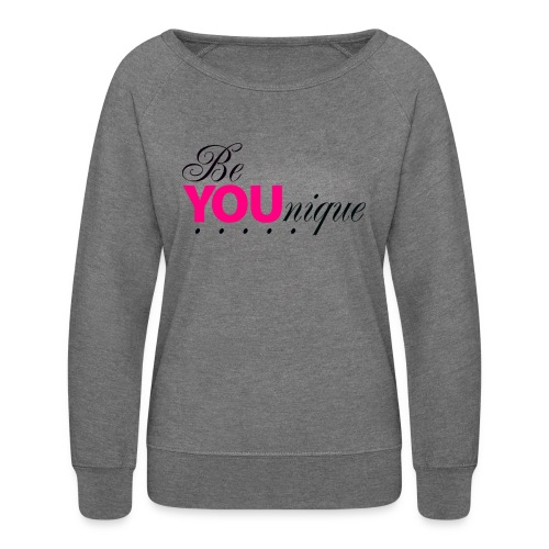 Be Unique Be You Just Be You - Women's Crewneck Sweatshirt