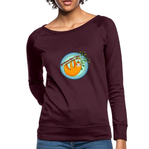 Slothicorn - Women's Crewneck Sweatshirt