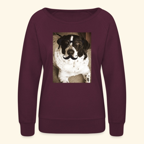 Old Pongo - Women's Crewneck Sweatshirt